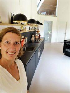 zelfbediening in keuken
